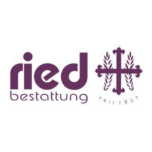 Ried Bestattung Logo