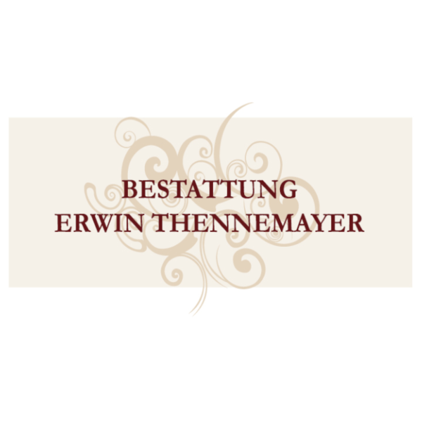 Bestattung Thennemayer Logo
