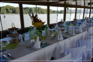 Donauschiff innen